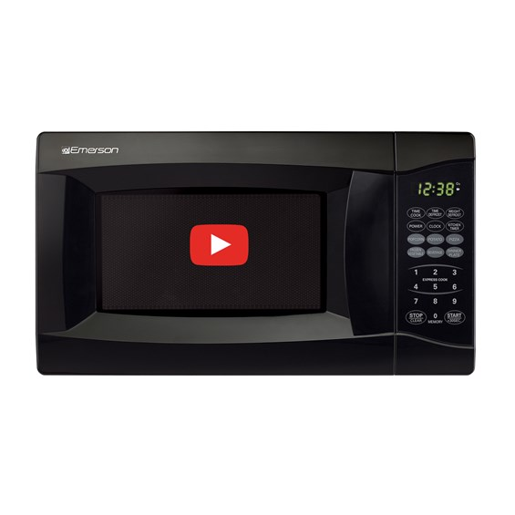 1 2 Cu Ft 1100w Stainless Steel Microwave Oven With
