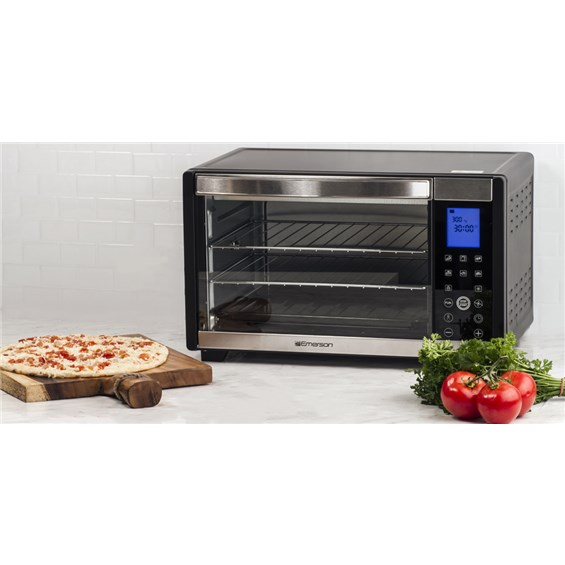 6 Slice Convection Amp Rotisserie Countertop Toaster Oven