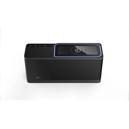 Portable Bluetooth Speaker with 20W Stereo and Wireless Charging