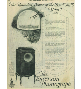 Emerson Through the Years | Emerson Radio